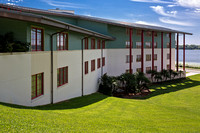 housing building at florida southern college