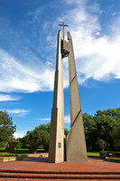meditation tower at florida southern college